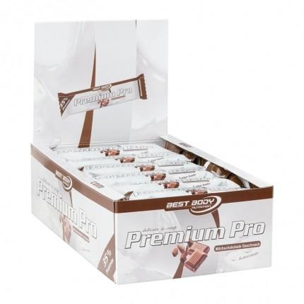 Best Body Nutrition Premium Pro Bar Milchschokolade, Riegel