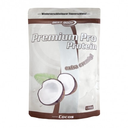 Best Body Nutrition Premium Pro Cocos, Pulver