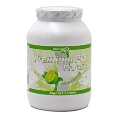 Best Body Nutrition Premium Pro Lemon Shake Powder