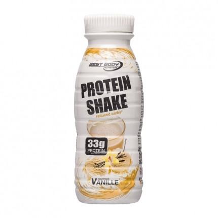 10 x Best Body Nutrition Premium Pro -proteiinipirtelö, vanilja