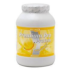 Best Body Nutrition Premium Pro Protein, Banane, Pulver