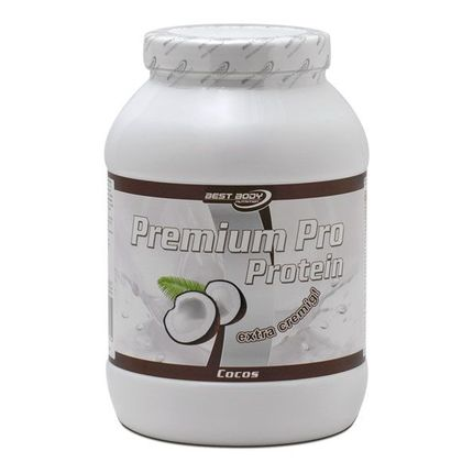 Best Body Nutrition Premium Pro Protein, Kokosnuss, Pulver