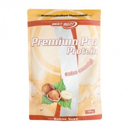Best Body Nutrition Premium Pro Nuss, Pulver