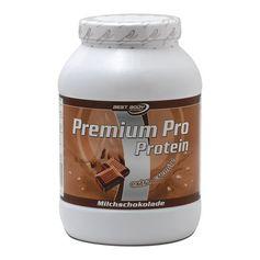 Best Body Nutrition Premium Pro Protein, Schokolade, Pulver