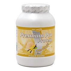 Best Body Nutrition Premium Pro Vanille, Pulver