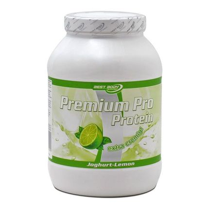 Best Body Nutrition Premium Pro Lemon, Pulver