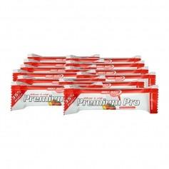 12 x Best Body Nutrition Premium Pro Bar Erdbeer-Banane, Riegel