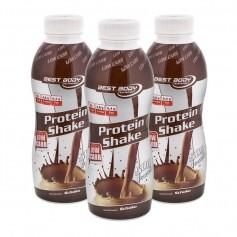 3 x Best Body Nutrition Premium Pro Protein Shake Schokolade