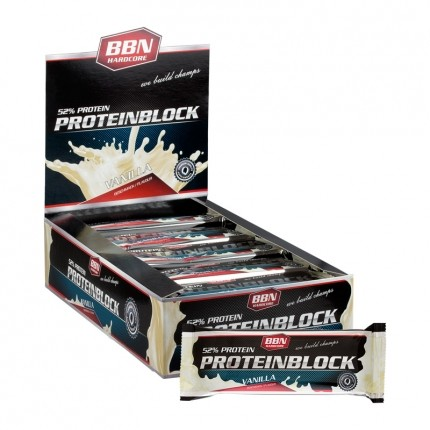 Best Body Nutrition Proteinblock Vanille, Riegel