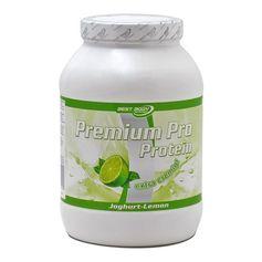 Best Body Nutrition, Protéine Premium Pro, citron, poudre