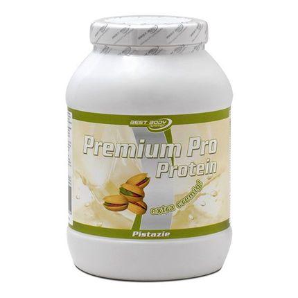 Best Body Nutrition, Protéine Premium Pro, pistache, poudre