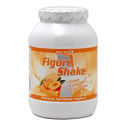 Best Body Nutrition Shake Silhouette à la Pêche, Poudre