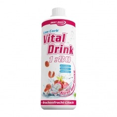 Best Body Nutrition, Vital drink hypoglucidique litchi