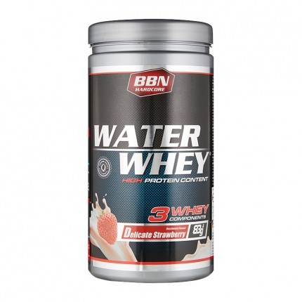 Best Body Nutrition Water Whey Jordbær, pulver