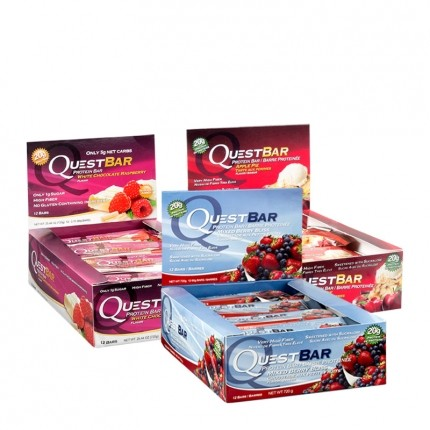 Best of Quest, Berries and Fruit
