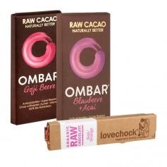 Gourmands de chocolat