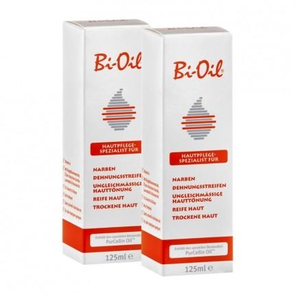 Bi-oil plejende olie dobbeltpakke