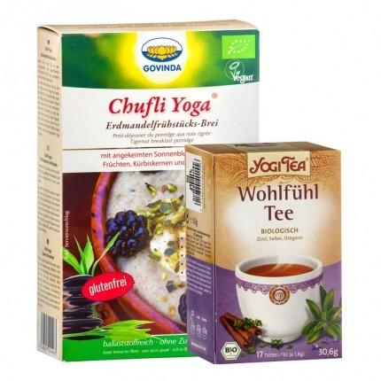 Yoga Frühstücks-Paket