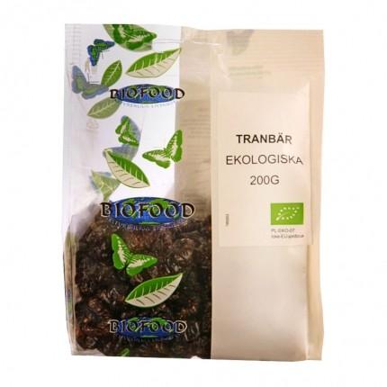 Biofood Tranebær Øko