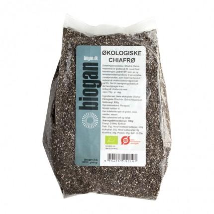 Biogan Økologisk Chiafrø