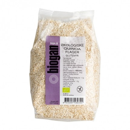 Biogan Økologisk Quinoa Flager