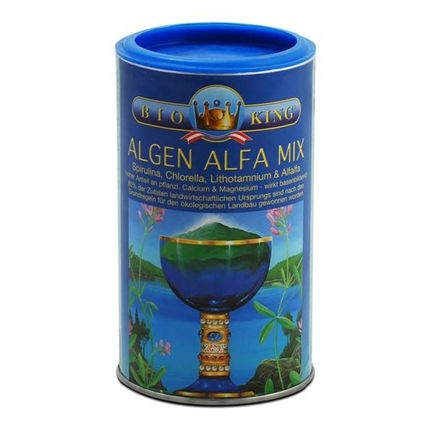Algae Organic Alfa-Mix Powder