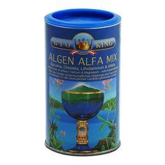 Algen Alfa Mix Ekologiskt, pulver