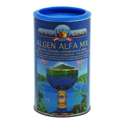 Algen Alfa Mix Bio, Pulver