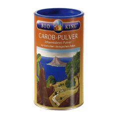 BioKing Bio Carob-Pulver