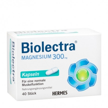 Biolectra Magnesium 300, Kapseln