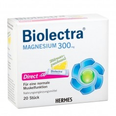 Biolectra Magnesium Direct Lemon Micro-Pellets