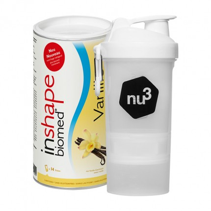 InShape-Biomed mit original SmartShake