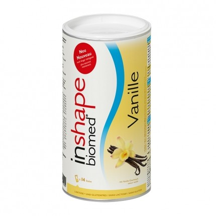 Biomed InShape Shake, Vanille, Pulver