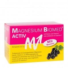 Magnesium Biomed Activ, Granulés à Boire