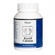 Biosan Korall-Kalsium 150 tabletter