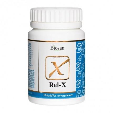 Biosan Rel-X 70 tabletter