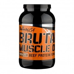 BioTech USA BRUTAL Muscle On Choklad, pulver