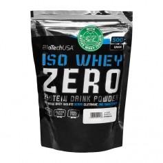 BioTech USA Iso Whey Zero Laktosfri Jordgubb, pulver
