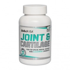 BioTech USA Joint & Cartilage, tabletter
