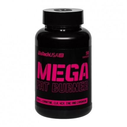 BioTech USA active mega Fat Burner, Tabletten