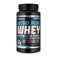 BioTech USA Nitro Pure Whey Gold Kokos-Schokolade, Pulver