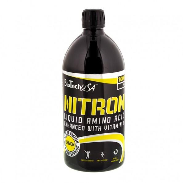 biotech usa nitron zitrone jetzt bei nu3 bestellen. Black Bedroom Furniture Sets. Home Design Ideas