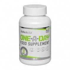 BioTech USA One a Day, tabletter