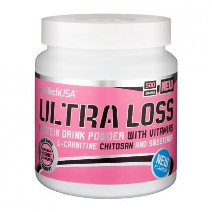 BioTech USA Ultra Loss Shake Sauerkirsch Yoghurt, Pulver