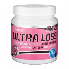 BioTech USA Ultra Loss Shake Sour Cherry-Yoghurt, pulver