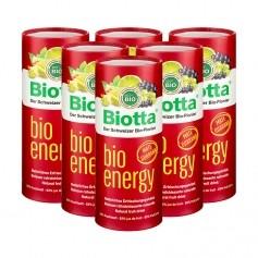 6 x Biotta Bio Energy