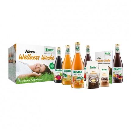 6 x Biotta Wellness Drink