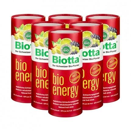 6 x Biotta Økologisk Energi