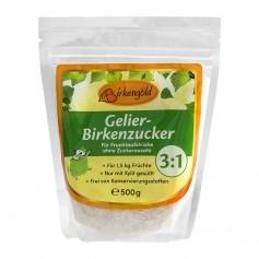 Birkengold Gelier-Birkenzucker Xylit