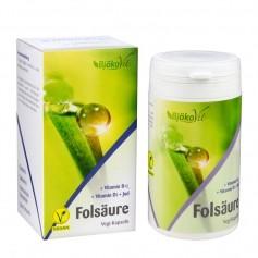 BjökoVit Folsäure - Vitamin D2